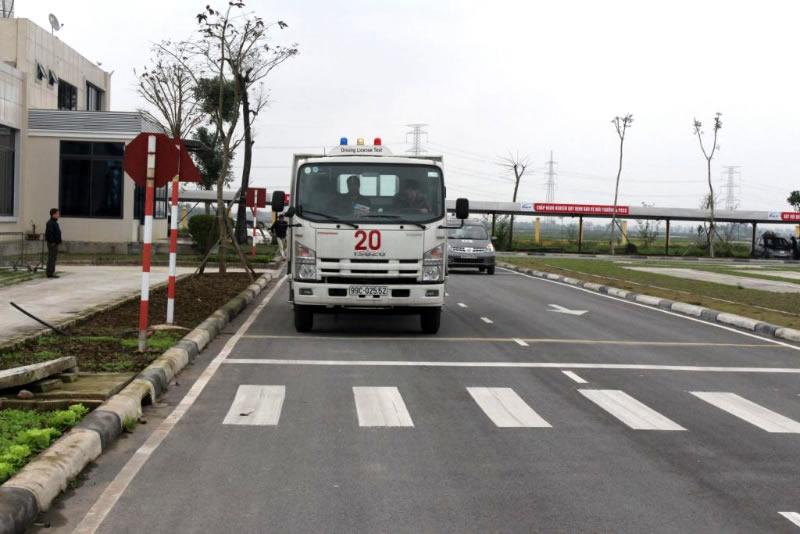 Học bằng lái xe hạng C tại TP Vinh Nghệ An